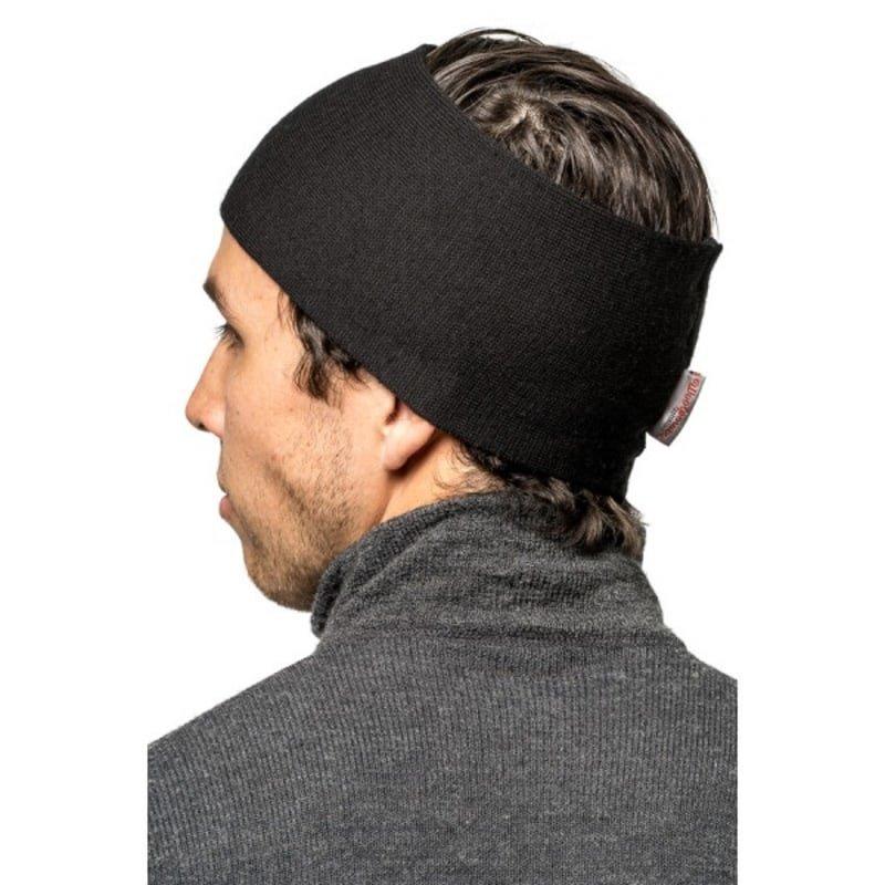 Woolpower Headband 200 ONE SIZE Black