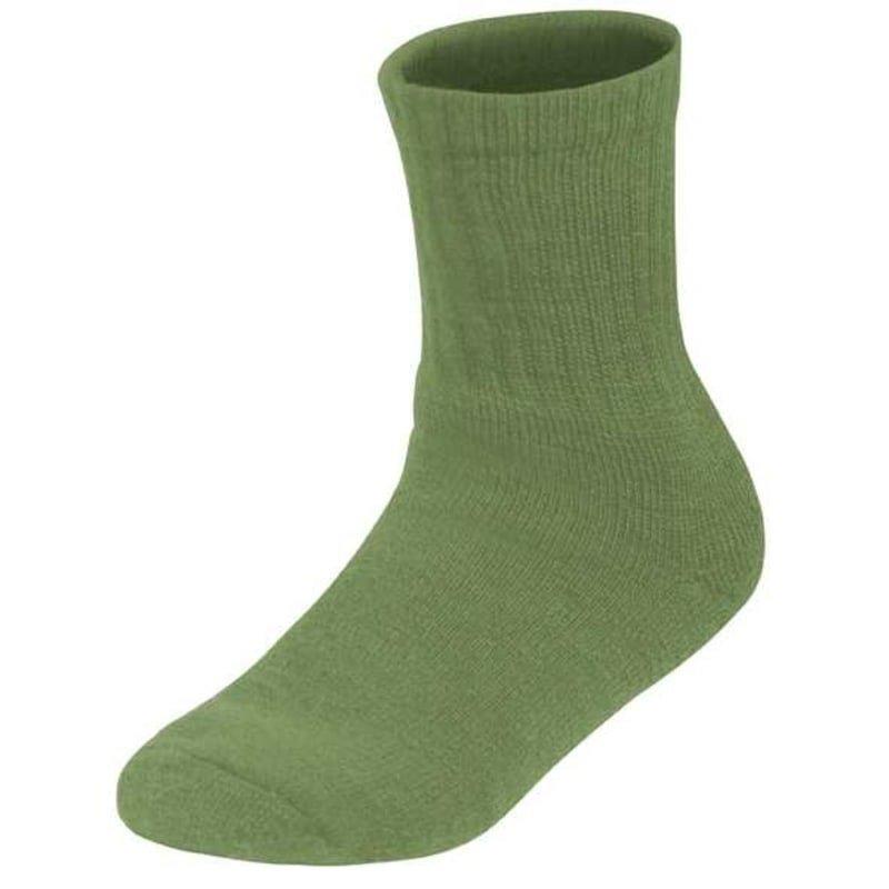 Woolpower Kids Socks 200 21 Light Green