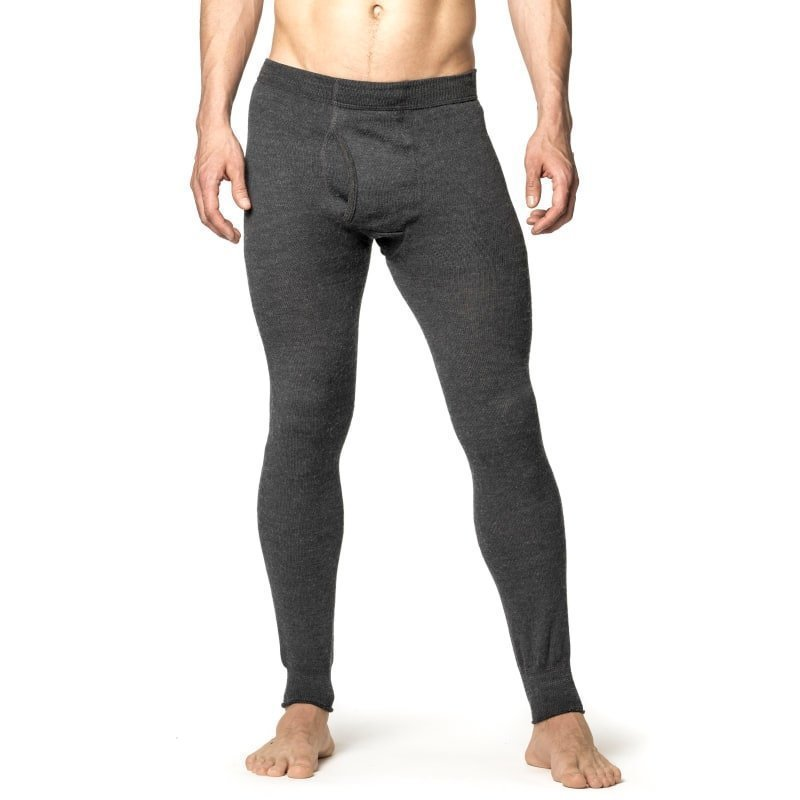 Woolpower Long Johns with Fly 200 S Grey