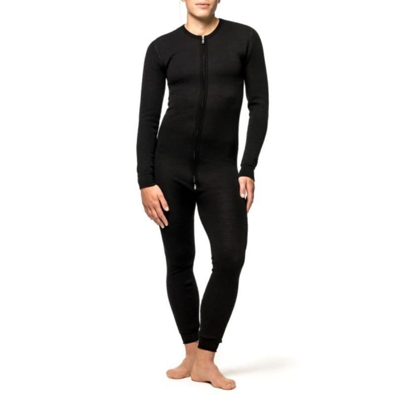 Woolpower One Piece Suit 200 S Black