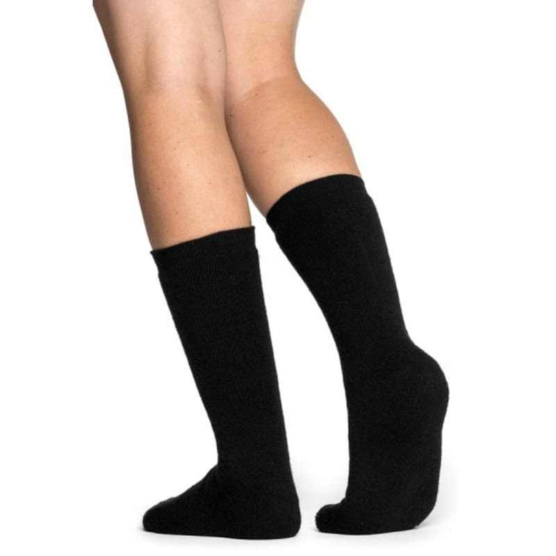 Woolpower Socks 400 36-39 Black