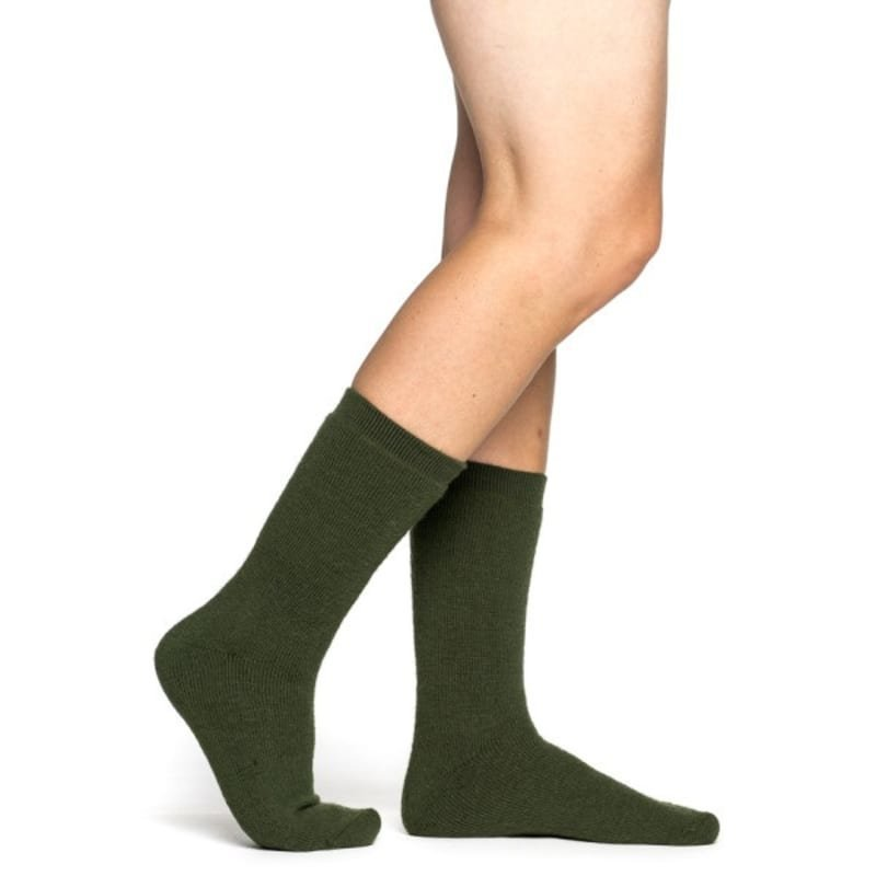 Woolpower Socks 400 36-39 Green