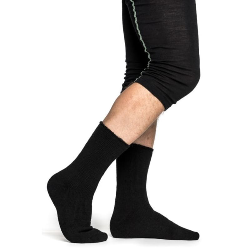 Woolpower Socks 600 45-48 Black