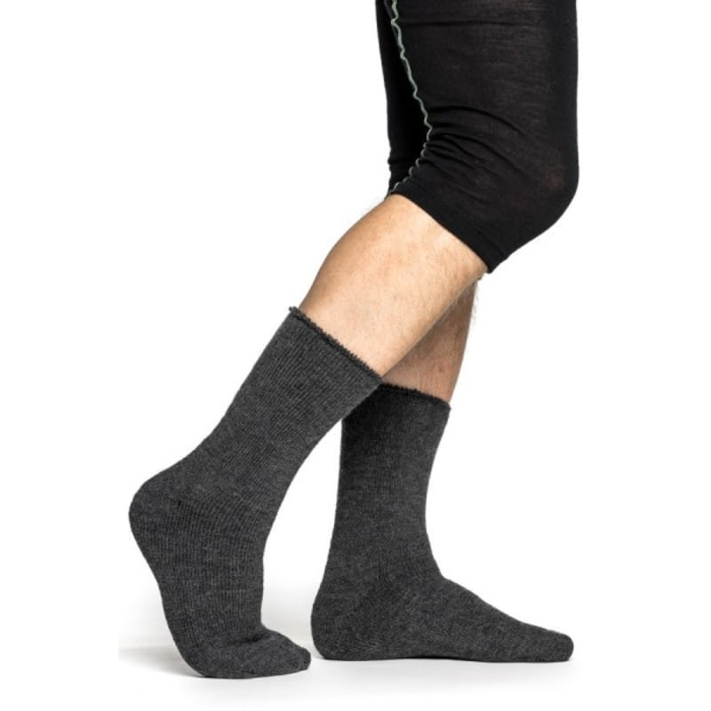 Woolpower Socks 600 45-48 Grey