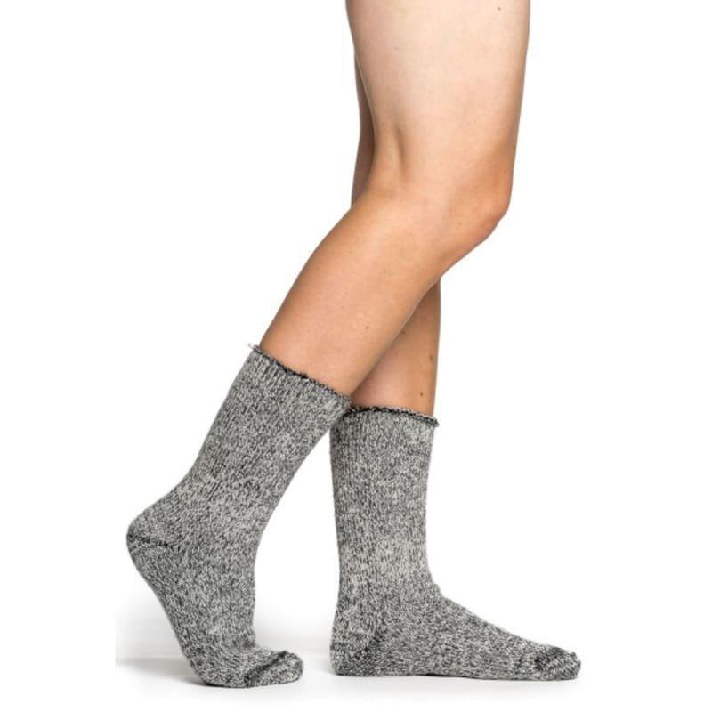 Woolpower Socks 800 37-39 Grey Melange