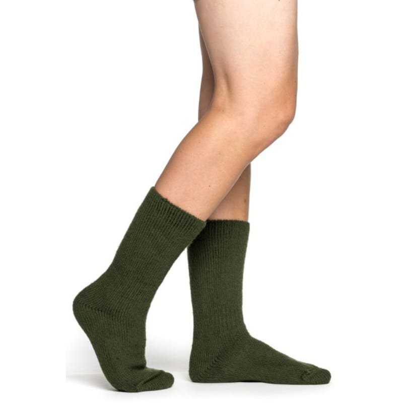 Woolpower Socks 800 40-42 Green