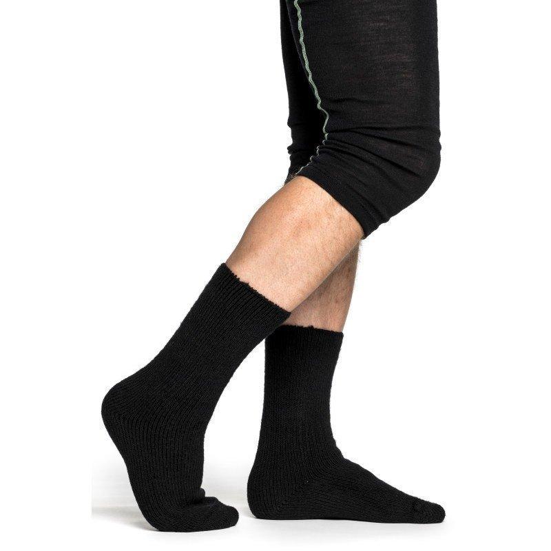Woolpower Socks 800 43-45 Black