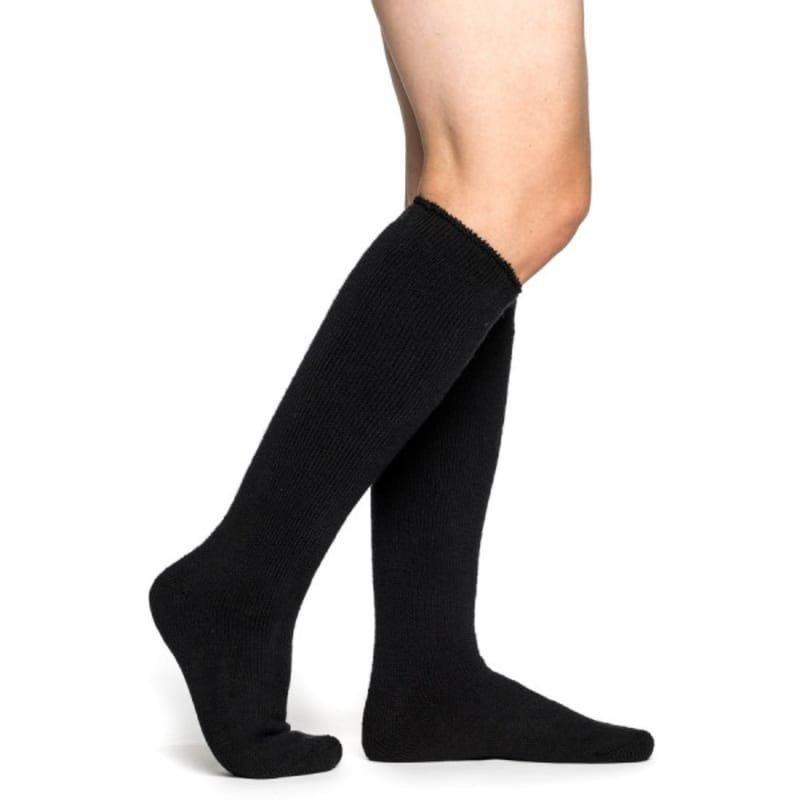 Woolpower Socks Knee High 600 45-48 Black