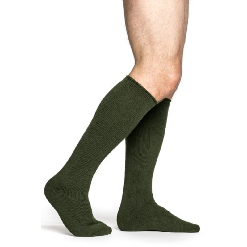 Woolpower Socks Knee High 600 45-48 Green