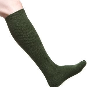 Woolpower Socks Knee-high 600 vihreät