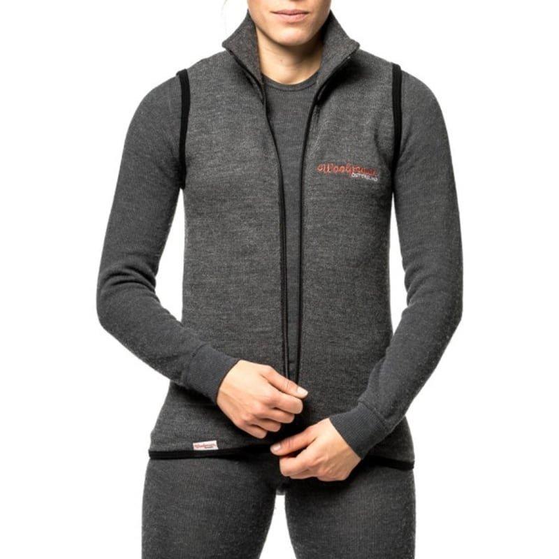 Woolpower Vest 400 XXS Grey