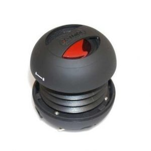 X-Mini II Capsule Speaker Black