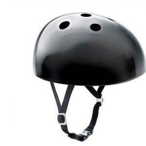 YAKKAY pyöräilykypärä musta