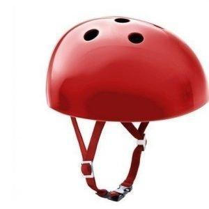 YAKKAY pyöräilykypärä punainen