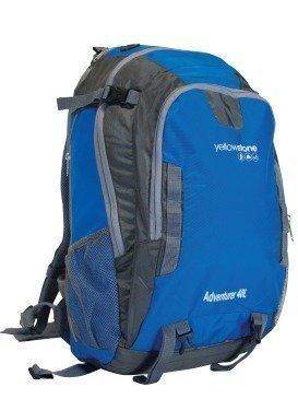 Yellowstone Adventurer 40 reppu sininen