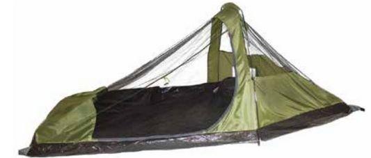 Yellowstone Alpine 2 hengen teltta Vihreä
