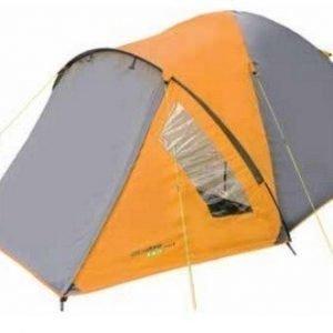 Yellowstone Ascent 2 hengen teltta oranssi