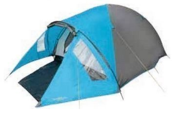 Yellowstone Ascent 2 hengen teltta sininen