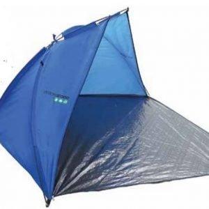 Yellowstone Beach Shelter suljettava sininen