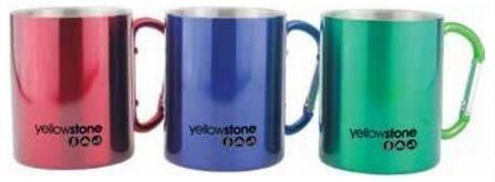 Yellowstone Carabina muki 300ml - useita värejä