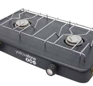 Yellowstone Compact Double Burner