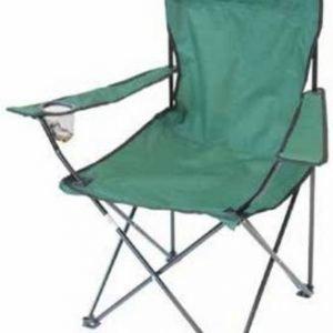 Yellowstone Essential Camping matkatuoli vihreä