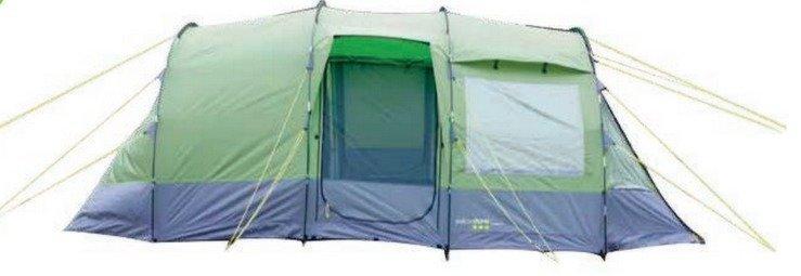 Yellowstone Lunar 4 hengen teltta vihreä