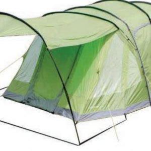 Yellowstone Orbit 400 neljän hengen teltta Vihreä