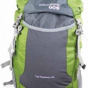 Yellowstone Trail Packaway 35L Vihreä
