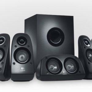 Z506 5.1 speaker system