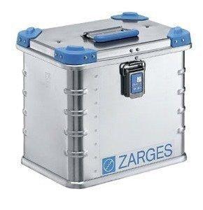 Zarges aluminium Eurobox Kuljetuslaatikko 27l