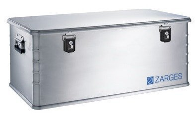 Zarges aluminium box Maxi Kuljetuslaatikko 135L