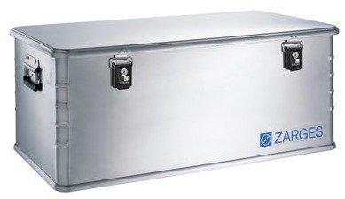 Zarges aluminium box Midi Kuljetuslaatikko 81L