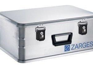 Zarges aluminium box Mini Kuljetuslaatikko 42L