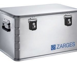 Zarges aluminium box Mini Plus Kuljetuslaatikko 60L