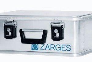 Zarges aluminium box Mini XS Kuljetuslaatikko 24L