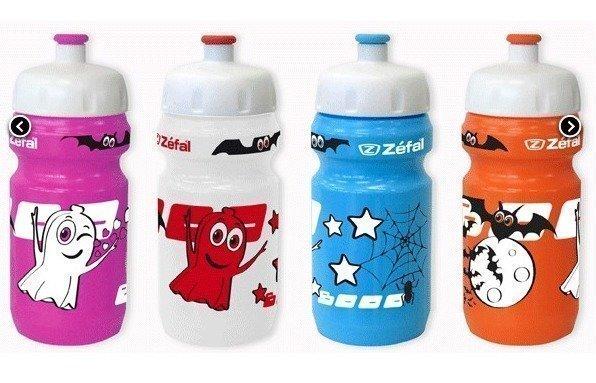 Zefal lasten juomapullo useita eri värejä
