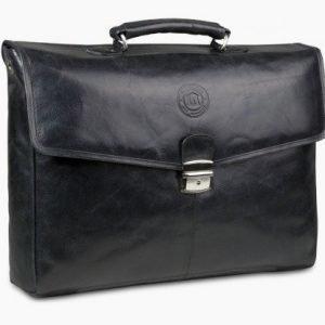 "dbramante1928 Frederiksborg 14"" Musta laukku kannettavalle PC ja MacBook"