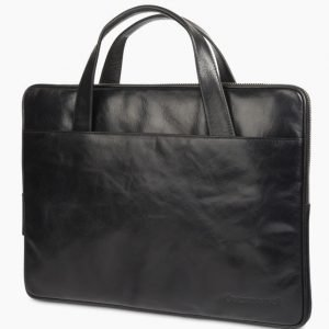 "dbramante1928 Silkeborg 13"" Musta laukku kannettavalle PC ja MacBook"